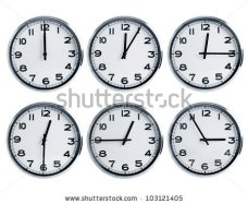 stock-photo-wall-clocks-with-different-time-on-a-dial-103121405